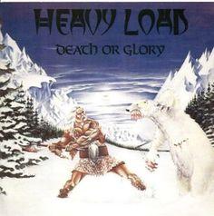 Heavy Load - Death or Glory - Ltd. Edn. (LP (Red Vinyl))