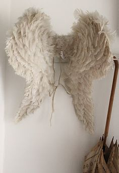 Shades of White ~ Angel Wings I Believe In Angels, Angels Among Us, Shades Of White, Angel Wings, Heart Wings, Fairy Wings, White Christmas, Shabby Chic, Creations