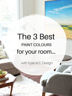 The 9 Best Benjamin Moore Paint Colours for a North Facing / Northern Exposure Room Off White Paint Colors, Cream Paint Colors, Top Paint Colors, Greige Paint Colors, Best White Paint, Off White Paints, Neutral Paint Colors, Interior Paint Colors, Paint Colors For Living Room
