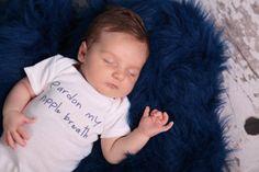 Pardon My Nipple Breath - Funny Baby Onesie or Shirt  by ShopTheIttyBitty, $16.00