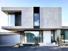Epic Examples of Minimal Architecture Minimal House Design, Modern Villa Design, Modern Minimalist House, Minimalist Style, Minimal Architecture, Facade Architecture, Modern House Facades, Concrete Houses, Concrete Facade