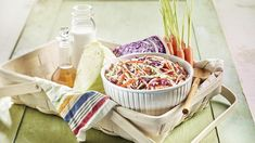 Old Fashioned Sweet & Sour Coleslaw | Cream Recipes | Garelick Farms