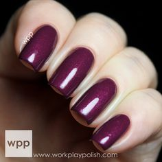 China Glaze All Aboard Collection Swatches and Review: Part 2 - Loco-Motive