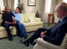 The Dr. Phil show released this publicity photo to promote Nick Gordon's appearance. The interview was conducted recently in Atlanta.