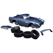Disney Pixar Cars 2 Classic Finn McMissile Starter Kit