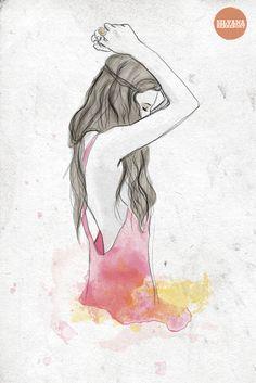 #silvanaaaaa #illustration