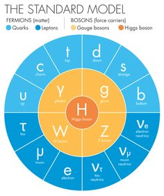 Results from the Large Hadron Collider Challenge Physicists' Understanding of Theoretical Physics, Physics And Mathematics, Quantum Physics, Physics Facts, A Level Physics, Large Hadron Collider, Physics Formulas, Third Grade Science, Higgs Boson