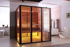 Beautiful Infrarood Sauna In Badkamer Gallery - Modern Design Ideas ...