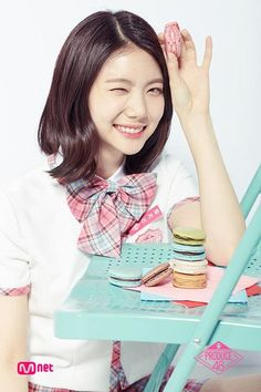 Produce 48: Profiles [P101 S3] - 12. Lee Ga Eun ☆ Pledis - Wattpad