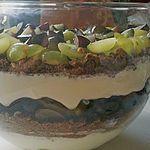 Dessert mit Weintrauben, ein raffiniertes Rezept aus der Kategorie Dessert. Bewertungen: 480. Durchschnitt: Ø 4,7.