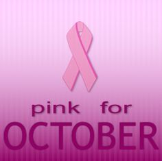 Add a button or badge to your website or blog to help spread the word about breast cancer awareness.