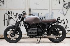 BMW K75 Tatanka Motorcycle by Moto Sumisura