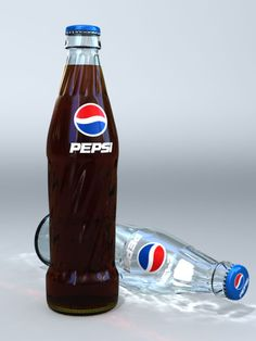 pepsi bottle Model available on Turbo Squid, the world's leading provider of digital models for visualization, films, television, and games. Pepsi Cola, Coke, Magic Crafts, Soda Drink, Baseball Birthday, Retro Pop, Wine Drinks, Beverages, Soda Bottles