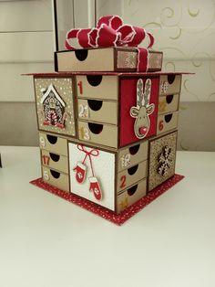 IMG_20161119_102041 Diy Crafts For Gifts, Christmas Crafts, Christmas Decorations, Christmas Ornaments, Advent Calenders, Diy Advent Calendar, Christmas Makes, Christmas Fun, Holiday