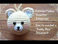 World Of Amigurumi Crochet Teddy, Crochet Bear, Love Crochet, Crochet Animals, Crochet Dolls, Amigurumi Tutorial, Amigurumi Patterns, Crochet Patterns, Crochet Elephant Pattern