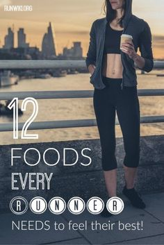 Whether you are a seasoned runner or beginner, these 12 foods are what you need to feel your best. If you are training for a full,  half marathon, 10K, 5K, or Ultra fueling your body for peak performance  is key.