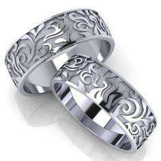 Обручальные кольца ERS92