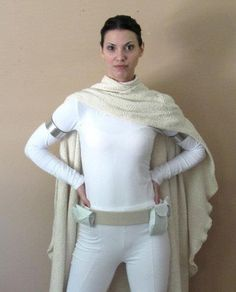 Handmade Star Wars Padme Costume
