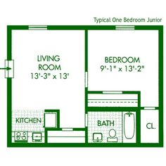 400 sq ft apartment floor plan google search 400 sq ft for 450 sq ft floor plan