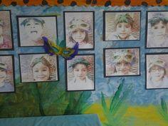 Kids pics in sceching art