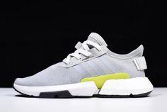 fcc45c48f 2018 adidas POD-S3.1 Grey Shock Yellow-White B37363 New Adidas
