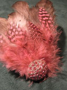 pink and rhinestones=must have!