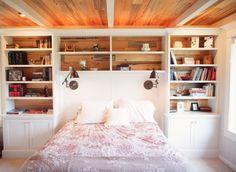 10 skvelých nápadov ako dosiahnuť malú spálňu vo veľkom štýle