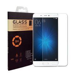 2.5D 0.3mm 9H Premium Tempered Glass for Xiaomi  Redmi 2  Redmi Note 2 Note 3 Mi5 Mi3 Mi4 Phone protective film front cover case