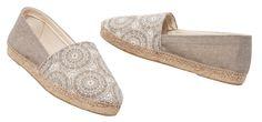 Flat Loafer Espadrille CHIARA