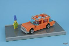 """""""Marge's Car"""" by 6kyubi6: Pimped from Flickr"""