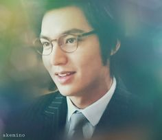 Lee Min Ho, City Hunter fan art by akemino.
