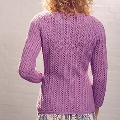 Centaury - a seamless cardigan in issue #61 of @knitnow  http://ift.tt/1WueoQa