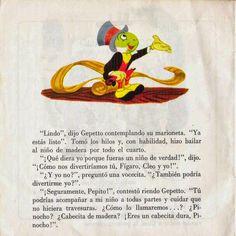 Cuentos infantiles: Pinocho. Cuento popular. Folktale, 1st Grades, Grow Taller