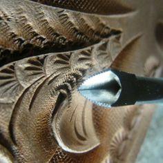 ff19e11e401a Hackbarth Stainless Leather Tool - Medium Lined Mule s Foot. Aslanbek  Sabanshi · Штампы для кожи