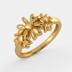 Plain Gold/Platinum Rings - Buy Plain Gold/Platinum Ring Designs Online in India 2020 Gold Rings Jewelry, Gold Jewellery Design, Gold Bangles, Diamond Jewelry, Diamond Rings, Gold Earrings, Gold Finger Rings, Schmuck Design, Fashion Rings