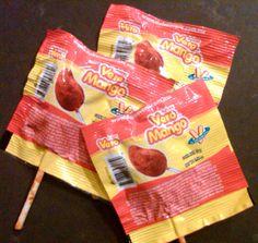 Vero Mango aka lucas mango candy (Mexican Candy)