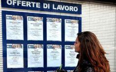 L'indice di disoccupazione esteso raggiunge il 16,8%.