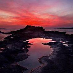 Sunset @ Cape Maleas,Peloponnese,Greece