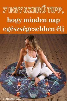 Egészséges életmód - 7 egyszerű tipp, hogy minden nap egészségesebben élj Health 2020, Nap, Beach Mat, Bikinis, Swimwear, Healthy Lifestyle, Minden, Yoga, My Style