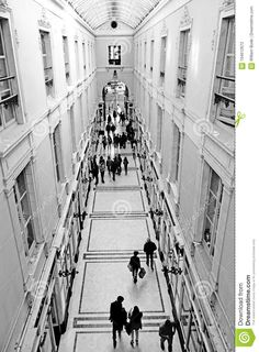 Shopping At Passage Pommeraye In Nantes France Editorial Photography - Image of inner, image: 104612672 Image Photography, Editorial Photography, White Image, High Contrast, Fair Grounds, France, Black And White, Park, Street