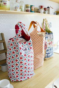 331 Vanessa Market Bag 3 Kit Bundle - ithinksew.com