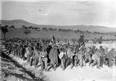 """LA GUERRA CIVIL ESPAÑOLA  LA MATANZA DE BADAJOZ 1936. """"LA COLUMNA DE LA MUERTE""""  """"La columna de los ocho mil"""": Una triste historia de la represión franquista   AraInfo   Achencia de Noticias d'Aragón"""