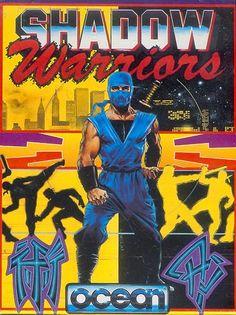 VGJUNK: ZX SPECTRUM NINJA COVERS