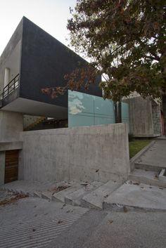 Block House \ A-001 Architectural Workshop