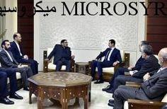 التفاوض على منصب الأسد .. والصورة التي تكثف المشهد
