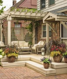 Prodigious Tips: Backyard Garden Patio Pergolas backyard garden pergola gazebo. Cozy Backyard, Backyard Gazebo, Backyard Retreat, Pergola Patio, Pergola Plans, Backyard Landscaping, Pergola Kits, Pergola Ideas, Patio Decks