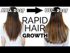 Fashion hair styles 2019 - 25 Insider Secrets to Rapid Hair Growth Beard Growth Oil, Hair Growth, Thin Hair Styles For Women, Long Hair Styles, Get Thicker Hair, Hair Loss Shampoo, Extreme Hair, Hair Thickening, Stop Hair Loss