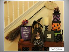 Crafts & Sutch: If the Broom Fits