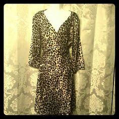 Saleexpress Wrap Dress