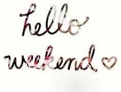 HELLO WEEKEND #inspo #weekend #friday #friyay #fridayfeeling #havetolove #fashion #love #style www.havetolove.com/